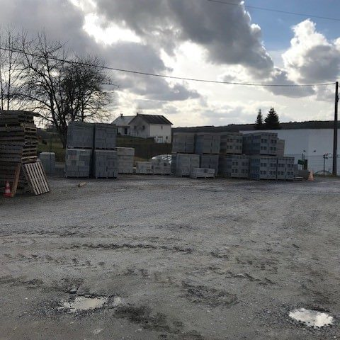 matériaux de construction à Chamberet